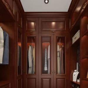 实木全屋整装-衣柜