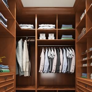 实木整装公司-衣柜