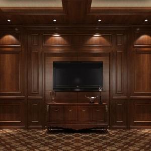 实木整装定制品牌-墙板