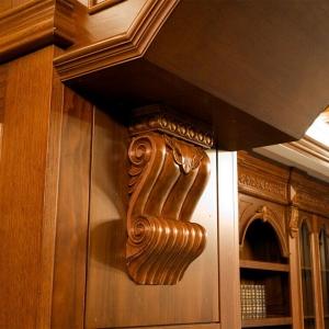 全屋实木整装品牌-墙板