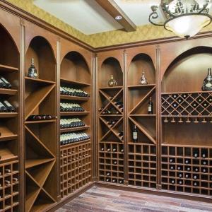 实木整装 酒窖