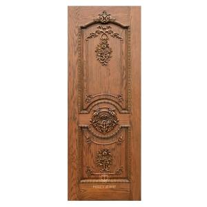 实木整装 木门